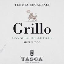 Cavallo delle Fate Grillo 2015 Tasca d'Almerita